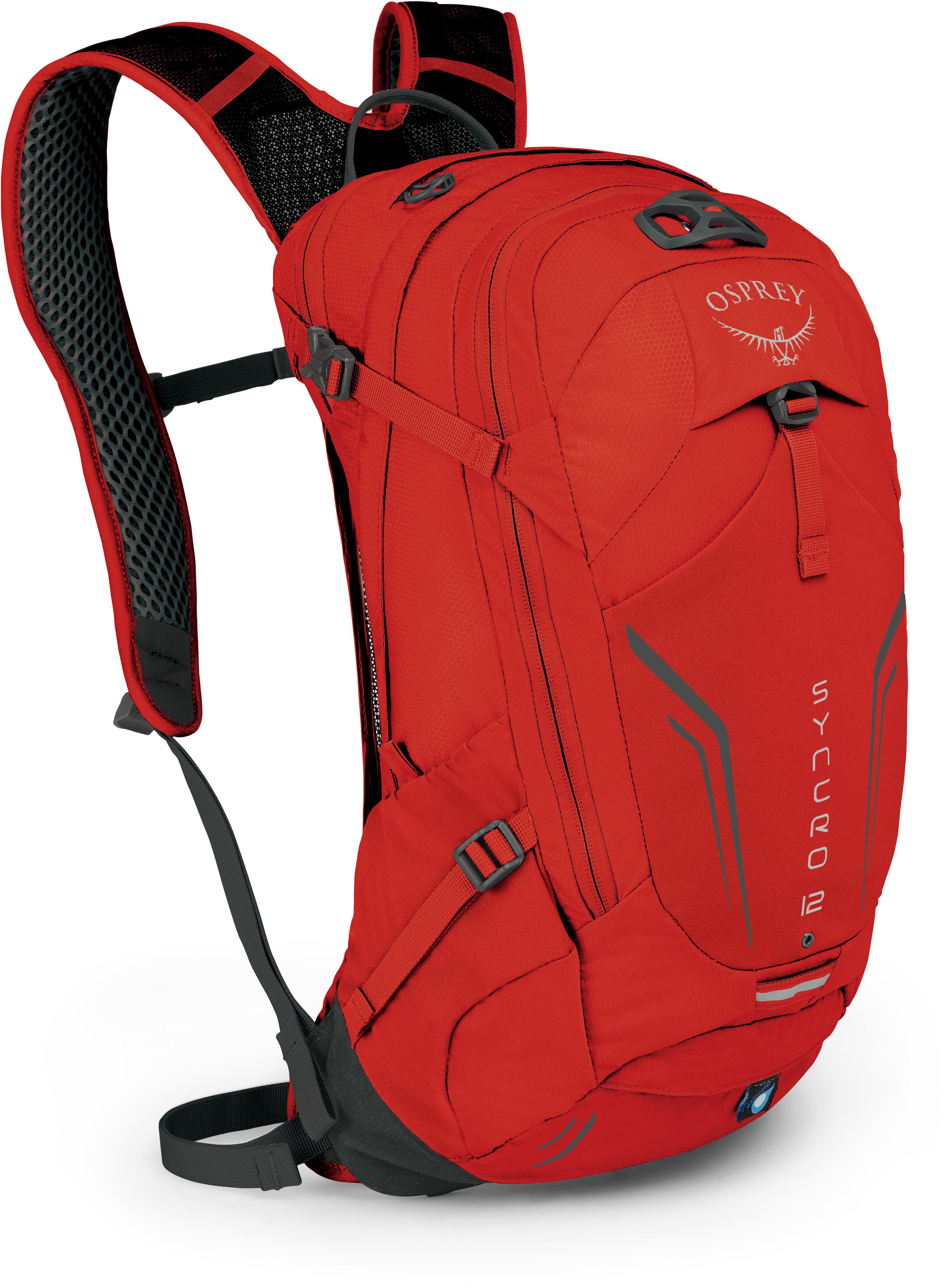 47c16ef41dd38 Osprey Syncro 20 Plecak Mężczyźni czerwony